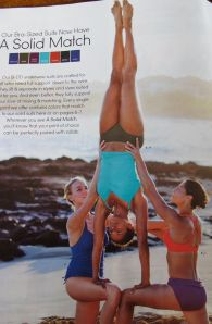 Handstand anyone?