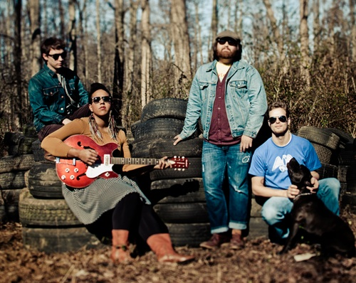 Guest Post -- Alabama Shakes, a Professional Review by Jackie the Journalist