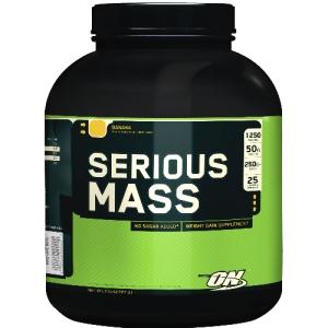 Serious Mass!