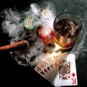 Have you ever gone to Las Vegas' alcohol-free, smoke-free casinos? There's a reason.