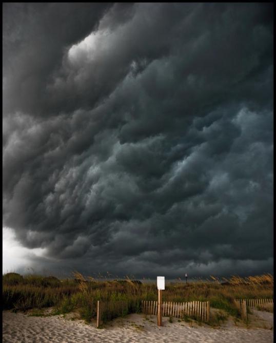 menacing cloud